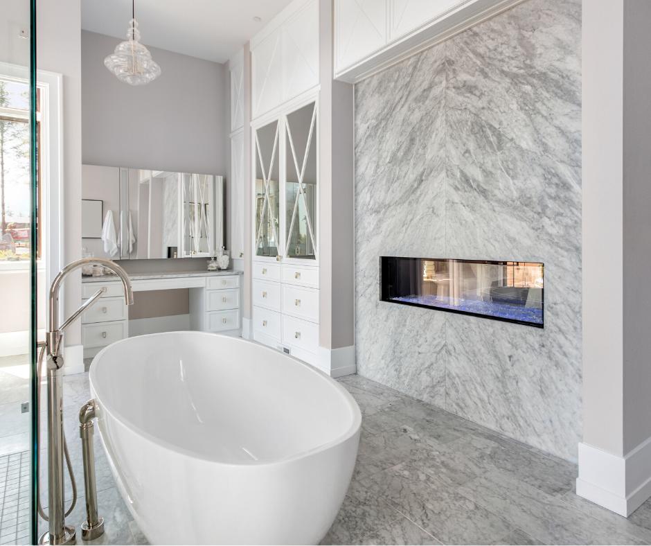 Stunning Modern Bathroom